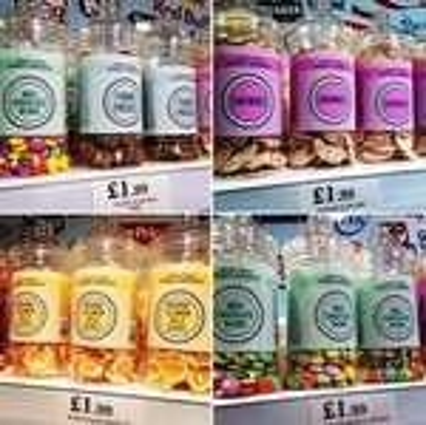 Uncle Tom's Sweets Jars 250g - £1.99 @ Home Bargains
