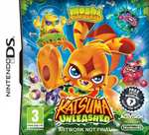 Moshi Monsters Katsuma DS Game @ Amazon £9.14
