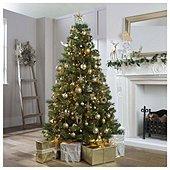 6ft Highland Fir Christmas Tree for £15.00 @ Tesco Direct