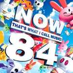 Now That's What I Call Music 84 MP3 £1.99 at Amazon