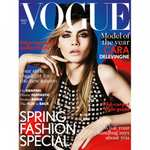 VOGUE 12 issues for £19 @ Circules