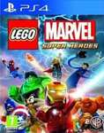 Lego Marvel Super Heroes PS4 @ Xpress Games £29.99 Click and Collect £32.75 by post