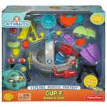 Octanauts Build A Gup F, Was £19.99, Now Only £4.99 Instore At The Co-Op