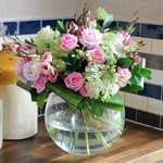 BOUTIQUE MOTHERS DAY FLOWERS WITH CARD & CHOCS 50% OFF - £24.90 @ iFlorist