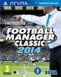 football manager PS vita £20 @ GAME