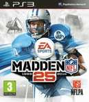 Madden NFL 25 (PS3) - £14.99 @ GAME