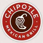 £2 burritos from 5pm-close on Halloween if you wear fancy dress! @ Chipotle