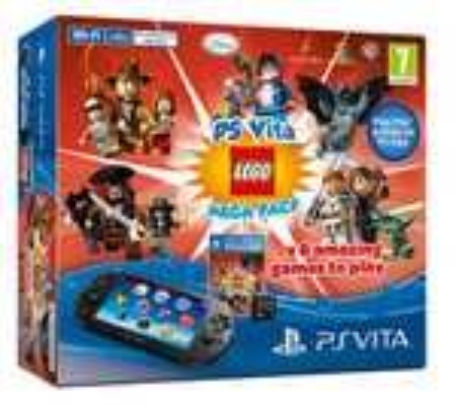 PlayStation Vita Console (Lego one) £149.99 @ Amazon
