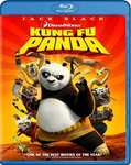 Kung Fu Panda Blu Ray £2.90 @ Amazon (free delivery £10 spend/prime)