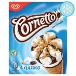 cornetto 4 pack £1.00 at tesco