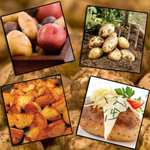 100 potatoes for £4.99 + £4.95 delivery £9.94 @ Thompson-Morgan