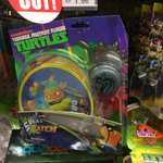 Teenage mutant ninja turtles £1.99 @ Toys R Us in store