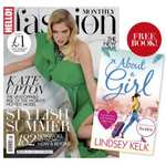 Free Lindsey Kelk book with Hello Fashion magazine £1