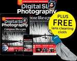 Get 5 issues of Digital SLR Photography magazine for just £5! & Free Lens Cloth