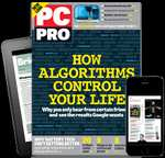 Try 3 issues of PC Pro for just £1