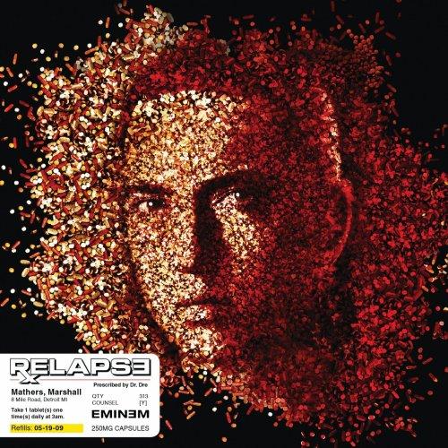 Eminem - Relapse - Vinyl LP - £7.49  (Prime) / £9.48 (non Prime) @ Amazon