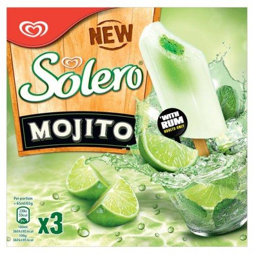 mojito icecreams 3 for £1 at Home Bargains