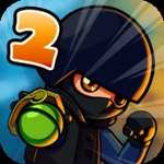 Fragger 2 free from Apple IOS App store (Usually £1.49)