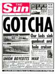 Been missing the Nation's Favourite - The Sun, 4million sold every day? Miss it no more, it's back, free!