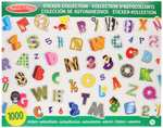 Melissa & Doug Sticker Collection - Alphabet and Numbers £2.99 @ crafting.co.uk