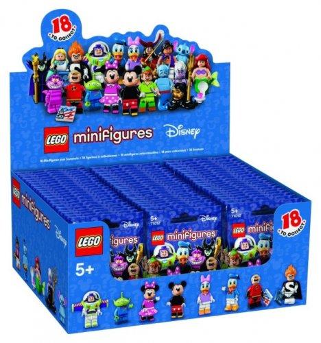 Lego Disney CMF's £2.50 - Buy 5 get 1 free @ toybarnhaus