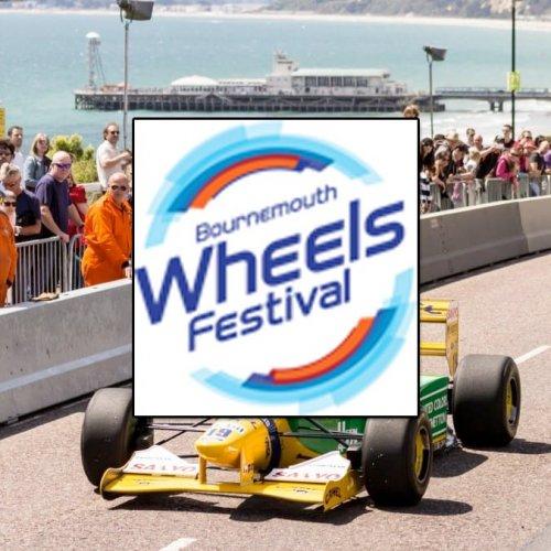 Bournemouth Wheels Festival 2016 - 3rd - 5th June 2016