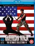 American Ninja 1-4 Collector's Edition [Blu-ray] £11.56 (Prime) Sold by Film Seller 44 and Fulfilled by Amazon
