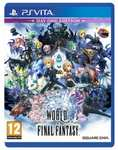 World of Final Fantasy: Day One Edition (Playstation Vita) £27.54 or £25.54 for Prime member @ Amazon
