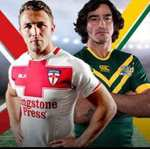 25% off Rugby League 4 Nations Final Decider England vs Australia @ Olympic Stadium London from