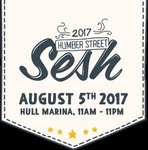 Humber Street Sesh Festival (Hull) - Early Bird Special £5