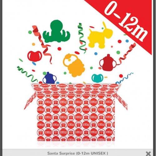 Nuby Santa Surprise £20 @ Nuby UK