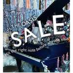 Oasis sale upto 50% off prices start at £1.50 (£3.99 del)