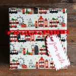 Paperchase £1 Giftwrap Rolls instore & online ( C+C £2.99 for orders under £20 - Free over £20)