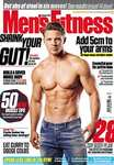 5 issues of Men's Fitness magazine and steak hamper (worth £33) for £5
