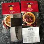 last of Christmas clearance 10p at M&S Holloway