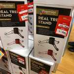 Real Christmas tree stand £1 in Dunelm