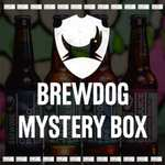 Brewdog Mystery Box returns - 24 mixed craft beers for £35 (plus £5 postage)