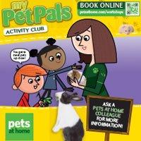 FREE Kids Workshops over Easter @ Pets at Home
