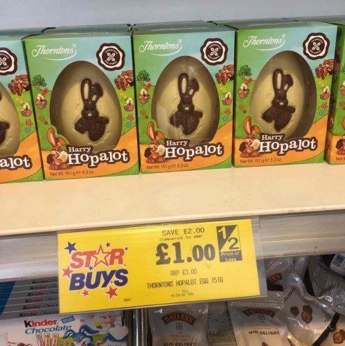 Thorntons Easter Egg £1 @ Home bargains -  Kirkstall