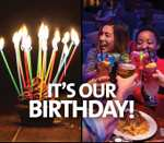 Hard Rock Cafe London Birthday 14 June - all food at 1971 prices starting from just 20p -11AM-5PM