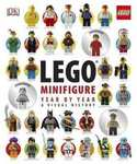 LEGO Minifigure Year By Year: A Visual Chronicle (Hardback) - The Book People - £5