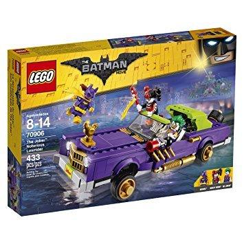 LEGO Batman The Joker Notorious Lowrider £20.80 @ Amazon/Jadlam Racing