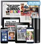 Mail Plus Subscription - 3 months full access for just £1
