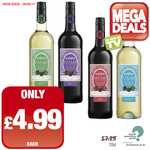 Hardy's Stamp Wine was £7.29 now Only £4.99 until 5th September @ Premier Food Stores
