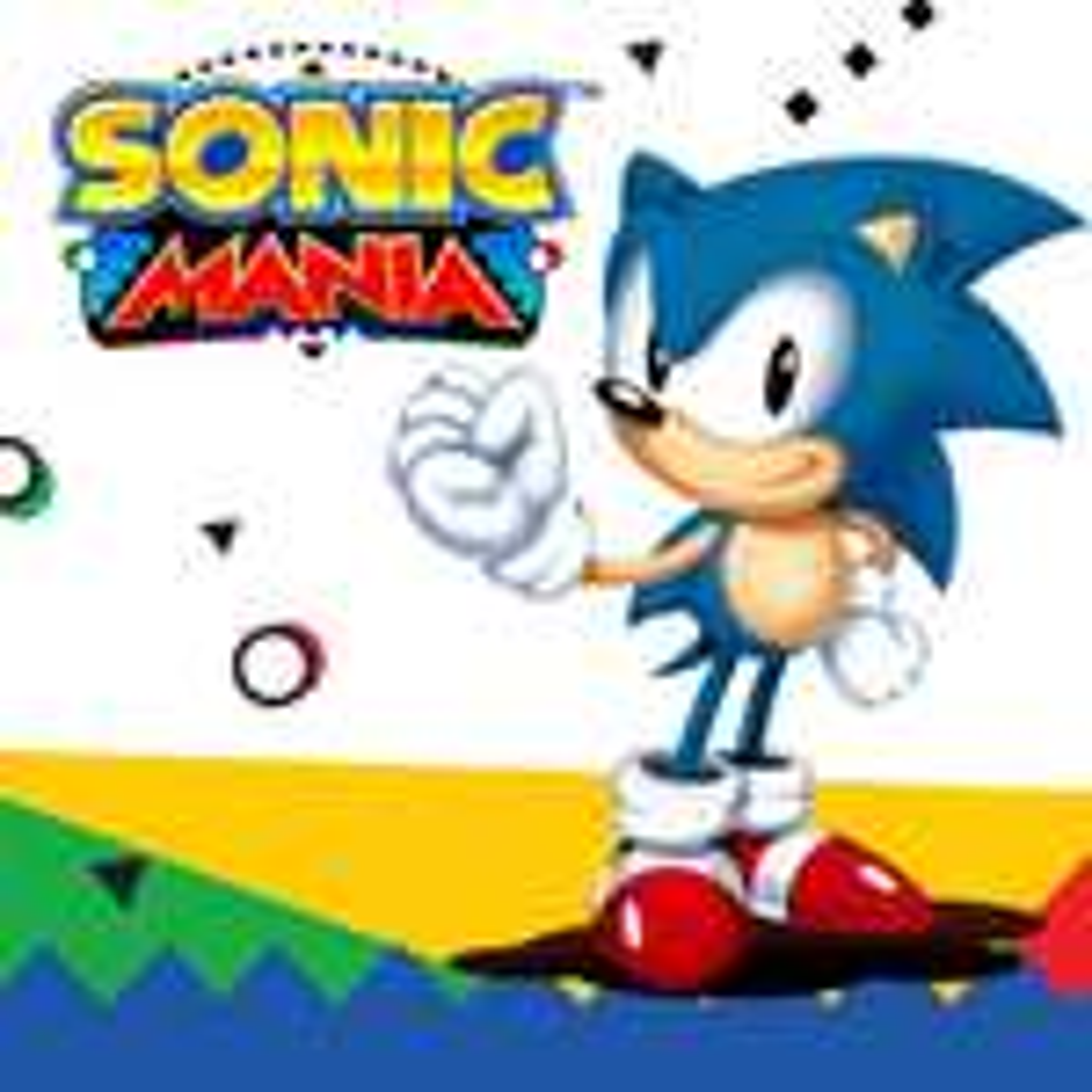 Sonic Mania Nintendo Switch ~£9 Nintendo Russian eShop