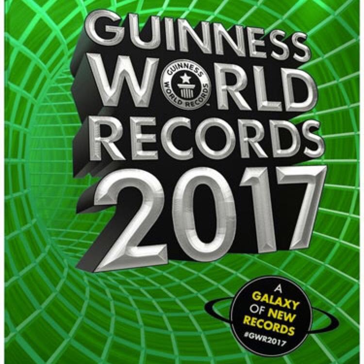 Guinness World Record 2017 Asda Dagenham 50P