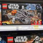 Lego Star Wars imperial assault hovertank £19.49 in store at Tesco