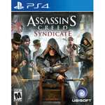 Assassin Creed Syndicate at Game Pre owned £7.99 - Xbox One and PS4