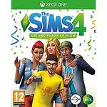 The Sims 4 Deluxe Party Edition - Xbox One/PS4 £43 @ Tesco Direct