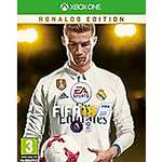 Fifa 18 pre order ps4/xbox one £44.99 or Ronaldo edition for £69.99 at Tesco direct
